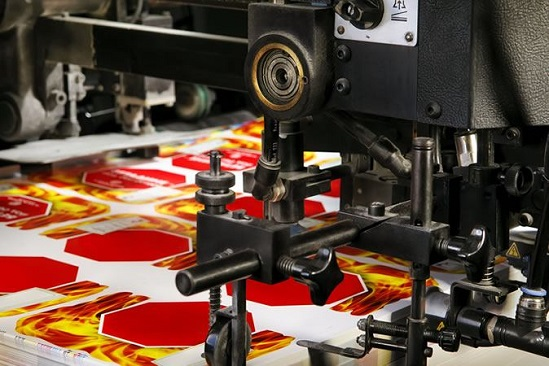 Package printing in Canterbury